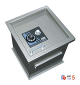 In-Floor & Wall Safes