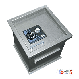 Floor And Wall Safes