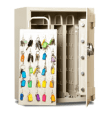 Key Storage Cabinets & Safes