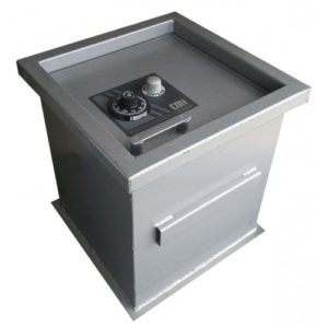 CMI Collector EDF In-Floor Safe