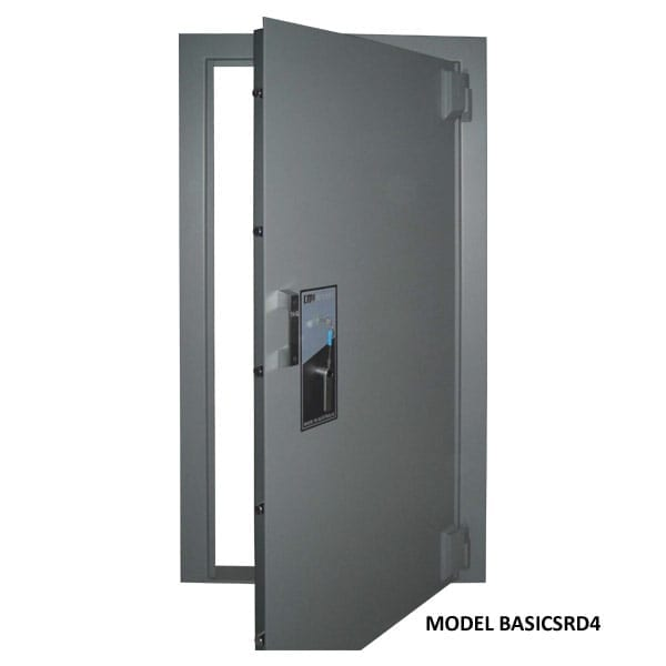Cmi Strongroom Door Basicsrd4 Safeguard Safes