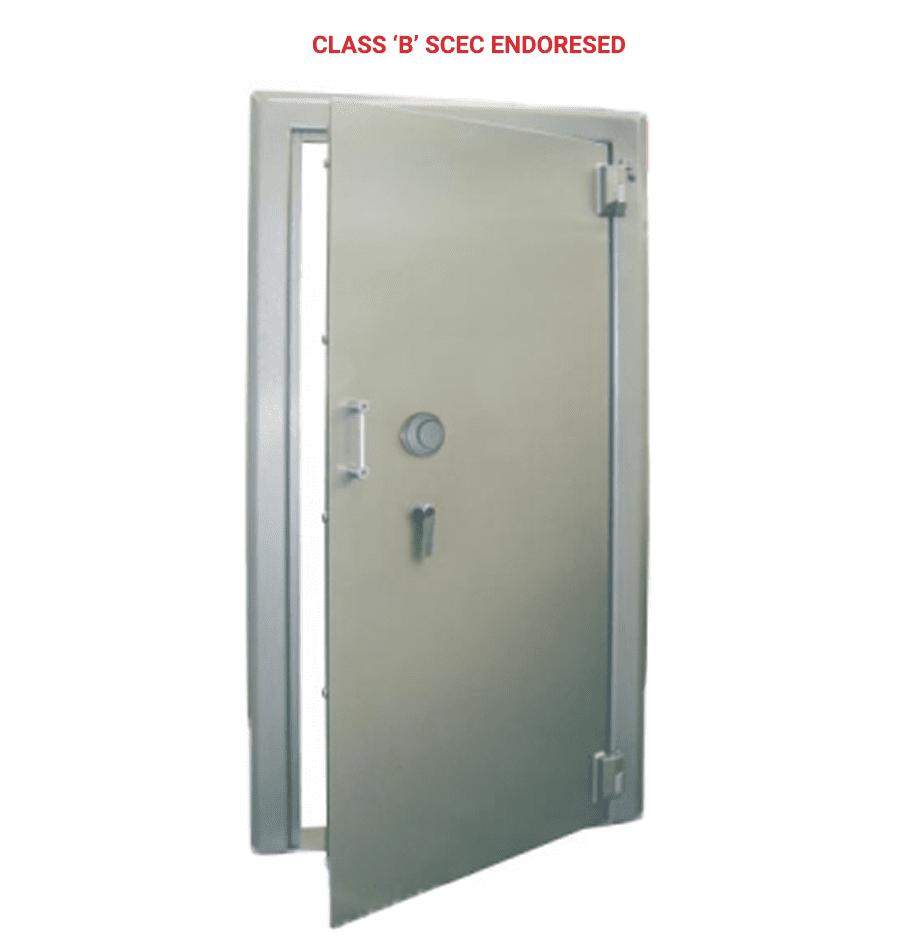 Scec Approved Strongroom Door Amp Frame Strong Room Doors