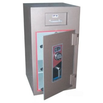 NC Drawer Deposit Chute Safes 1