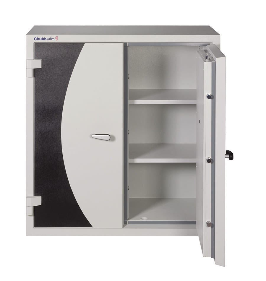 chubb document cabinet dpc 240 safeguard safes. Black Bedroom Furniture Sets. Home Design Ideas
