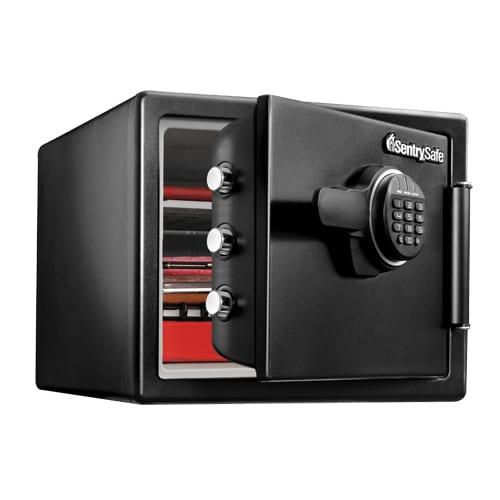 Sentry Safe Digital Safe Sfw082esb Safeguard Safes