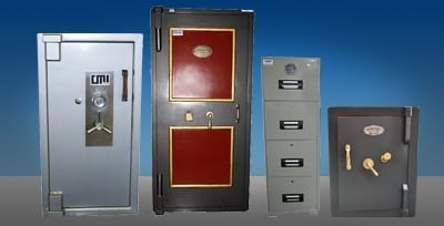 residential safe vault secure storage