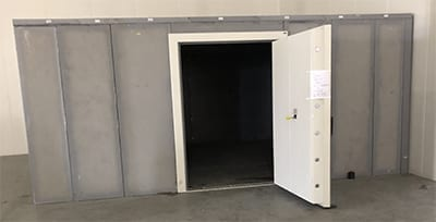 Classified Document Storage Vaults