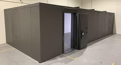 Pharmaceutical & Cannabis Storage Vaults