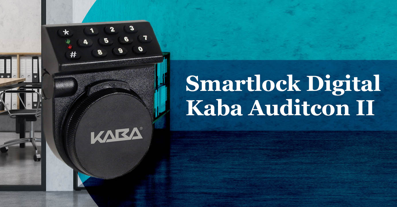 smartlock digital kaba auditcon II