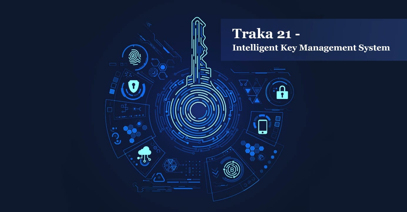 Traka 21, the intelligent key management system