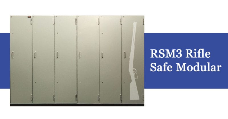rsm3 rifle safe modular