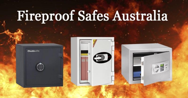 fire proof safes australia