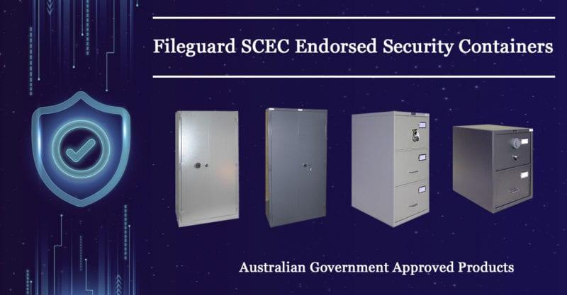 Fileguard SCEC Endorsed Security Containers