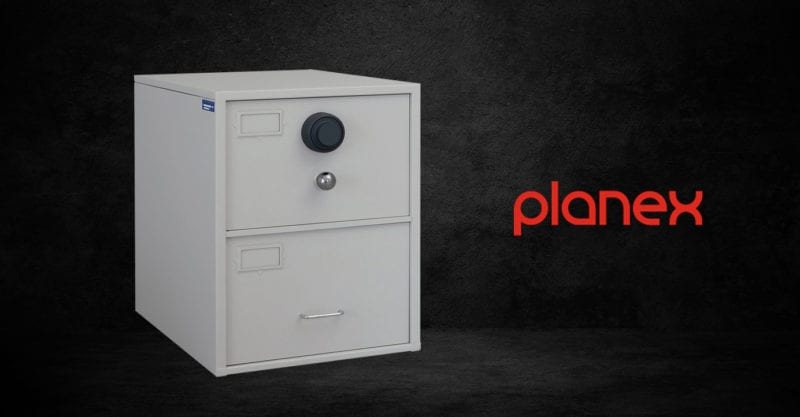 Planex security safe