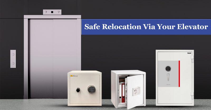 safe relocation via your elevator