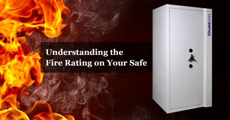 fire rating on safe