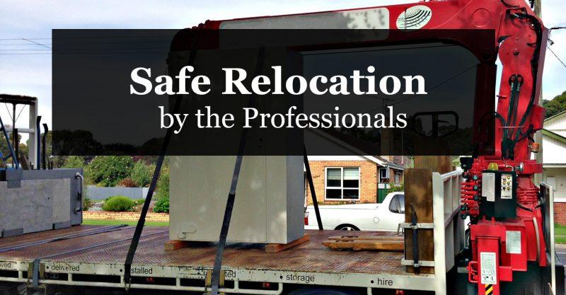 safe relocation